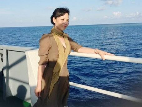 Nhà thơ Bàng Ái Thơ, lên tiếng xác nhận bà đã từng đọc bài thơ vào tháng 4/2011.