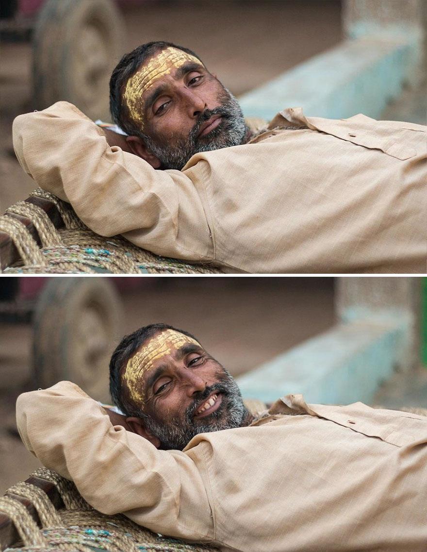 """Vẻ đẹp nụ cười trong bộ ảnh """"Vì vậy, tôi bảo họ cười"""" - Ảnh 15."""