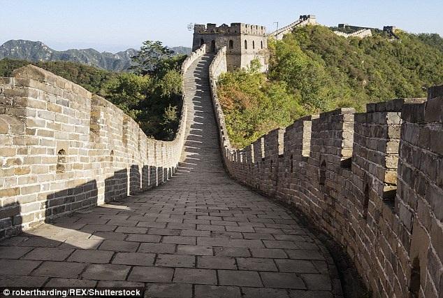 """Trung Quốc """"chật vật"""" giữ Vạn Lý Trường Thành - Ảnh 2."""