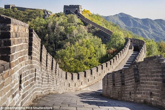 """Trung Quốc """"chật vật"""" giữ Vạn Lý Trường Thành - Ảnh 6."""