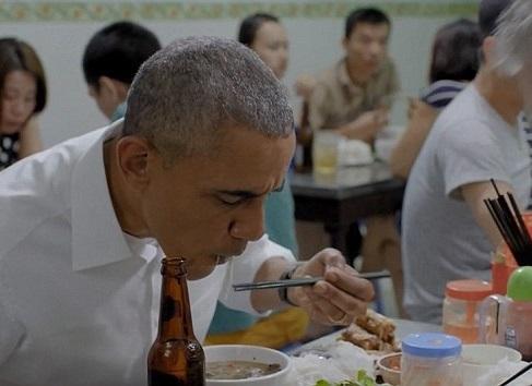 Những câu nói hay nhất của ông Obama trong bữa tối ở quán bún chả - 6