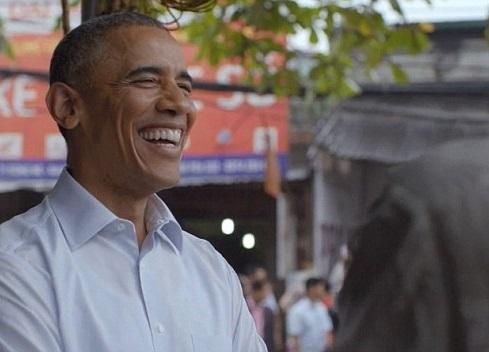 Những câu nói hay nhất của ông Obama trong bữa tối ở quán bún chả - 7