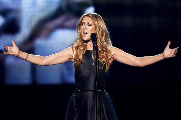"""Celine Dion """"chưa từng hôn người đàn ông nào ngoài chồng trong đời"""" - 3"""