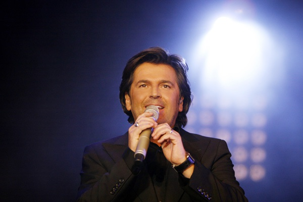 Nam ca sĩ Thomas Anders