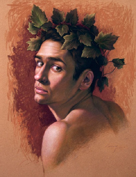 Choáng ngợp trước tranh chân dung thật như ảnh của họa sĩ gốc Việt - 7