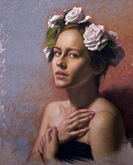 Choáng ngợp trước tranh chân dung thật như ảnh của họa sĩ gốc Việt - 8