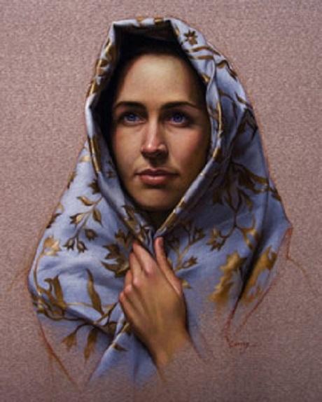 Choáng ngợp trước tranh chân dung thật như ảnh của họa sĩ gốc Việt - 10