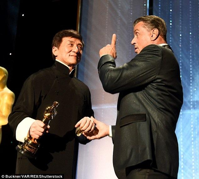 Nam diễn viên 62 tuổi cuối cùng đã nhận được tượng vàng danh giá nhất trong lĩnh vực điện ảnh.