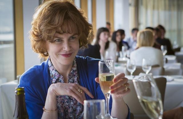 """Nicole Kidman chia sẻ rằng vai diễn người mẹ nuôi trong """"Lion"""" không chỉ khiến cô nghĩ tới hai người con nuôi của mình mà còn phần nào phản ánh cả tình yêu thương mà cô dành cho gia đình hiện tại."""