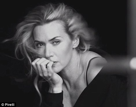Các nữ diễn viên thuộc nhiều độ tuổi đã được khoe ra vẻ đẹp tự nhiên của mình trước ống kính của nhiếp ảnh gia nổi tiếng người Đức - Peter Lindberg.
