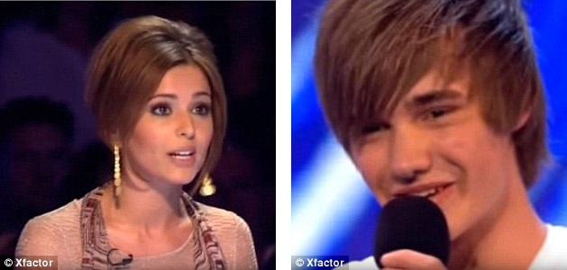 Lần thứ hai Cheryl gặp lại Liam là tại Nhân tố bí ẩn 2010 khi cậu 16 tuổi. Với lần thử sức này, Liam đã thể hiện tốt hơn nhiều vào cho thấy tiềm năng trở thành ngôi sao ca nhạc.