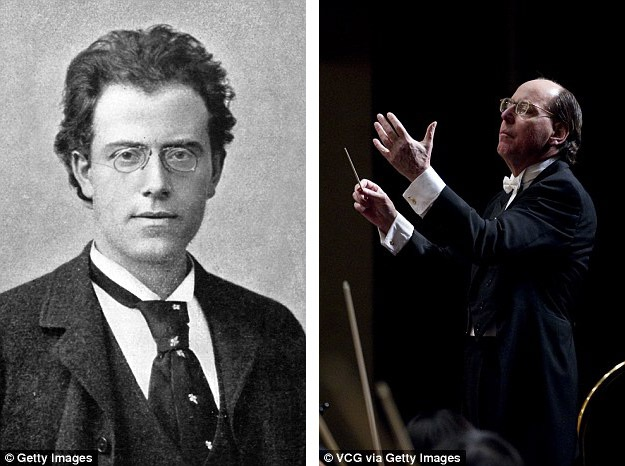 Bản giao hưởng số 2 của Gustav Mahler (ảnh trái) từng được biểu diễn lần đầu bởi dàn nhạc giao hưởng Berlin Philharmonic (Đức) hồi năm 1895 và được xem là tác phẩm vĩ đại nhất trong sự nghiệp của Mahler. Trước đó, bản nhạc này thuộc quyền sở hữu của nhà kinh tế học - doanh nhân người Mỹ Gilbert Kaplan (ảnh phải).
