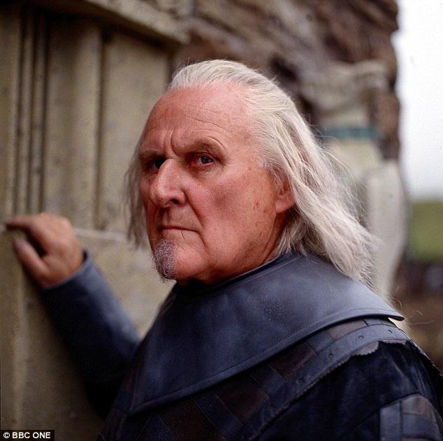 Vai diễn để lại dấu ấn sâu đậm nhất trong sự nghiệp diễn xuất của ông Vaughan đến với ông trong những năm tháng cuối đời.