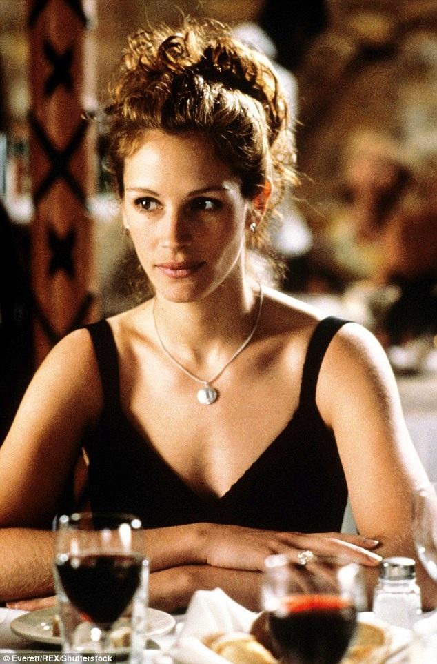 Julia Roberts được biết đến nhờ những vai diễn trong các bộ phim tình cảm hài ăn khách.