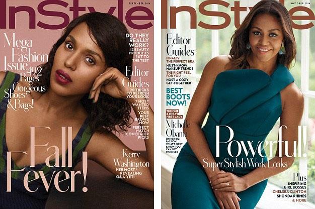 679 trang bìa của 48 tờ tạp chí thời trang quốc tế đã được đưa ra thống kê với những tiêu chí về màu da, chủng tộc, kích thước cơ thể, tuổi tác… của người mẫu.