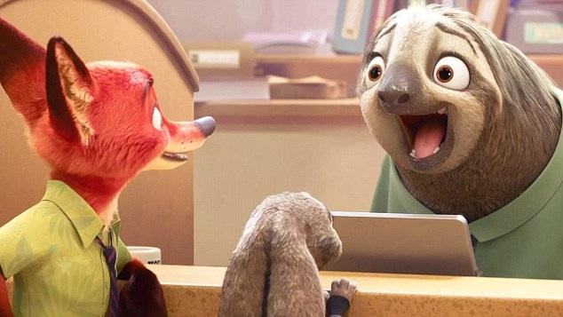 """""""Phi vụ động trời"""" - được thực hiện bởi Walt Disney Animation Studios - đem về cho hãng 1,02 tỷ đô la Mỹ."""