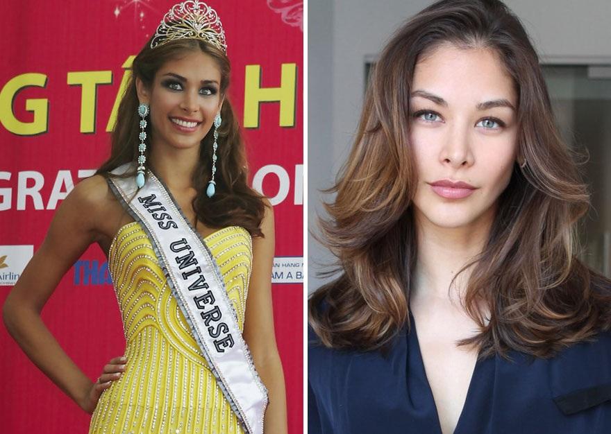 Dayana Mendoza (Venezuela) - Hoa hậu Hoàn vũ 2008