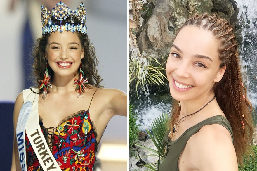 Azra Akin (Thổ Nhĩ Kỳ) - Hoa hậu Thế giới 2002