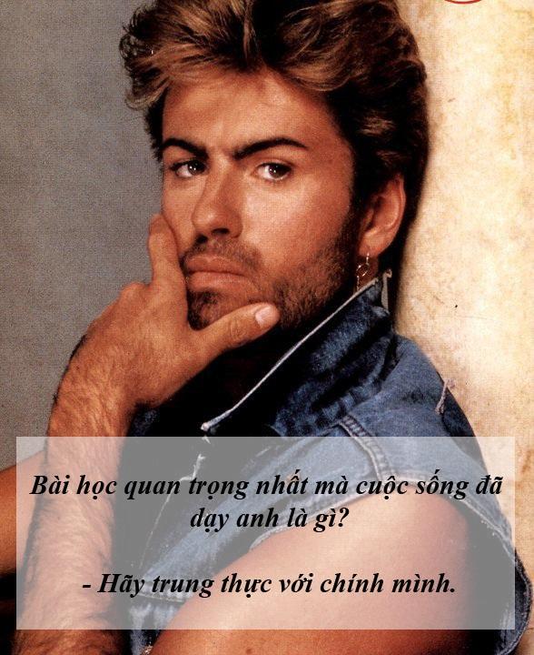 """George Michael: """"Nỗi sợ lớn nhất là mất đi khả năng sáng tạo"""" - 13"""