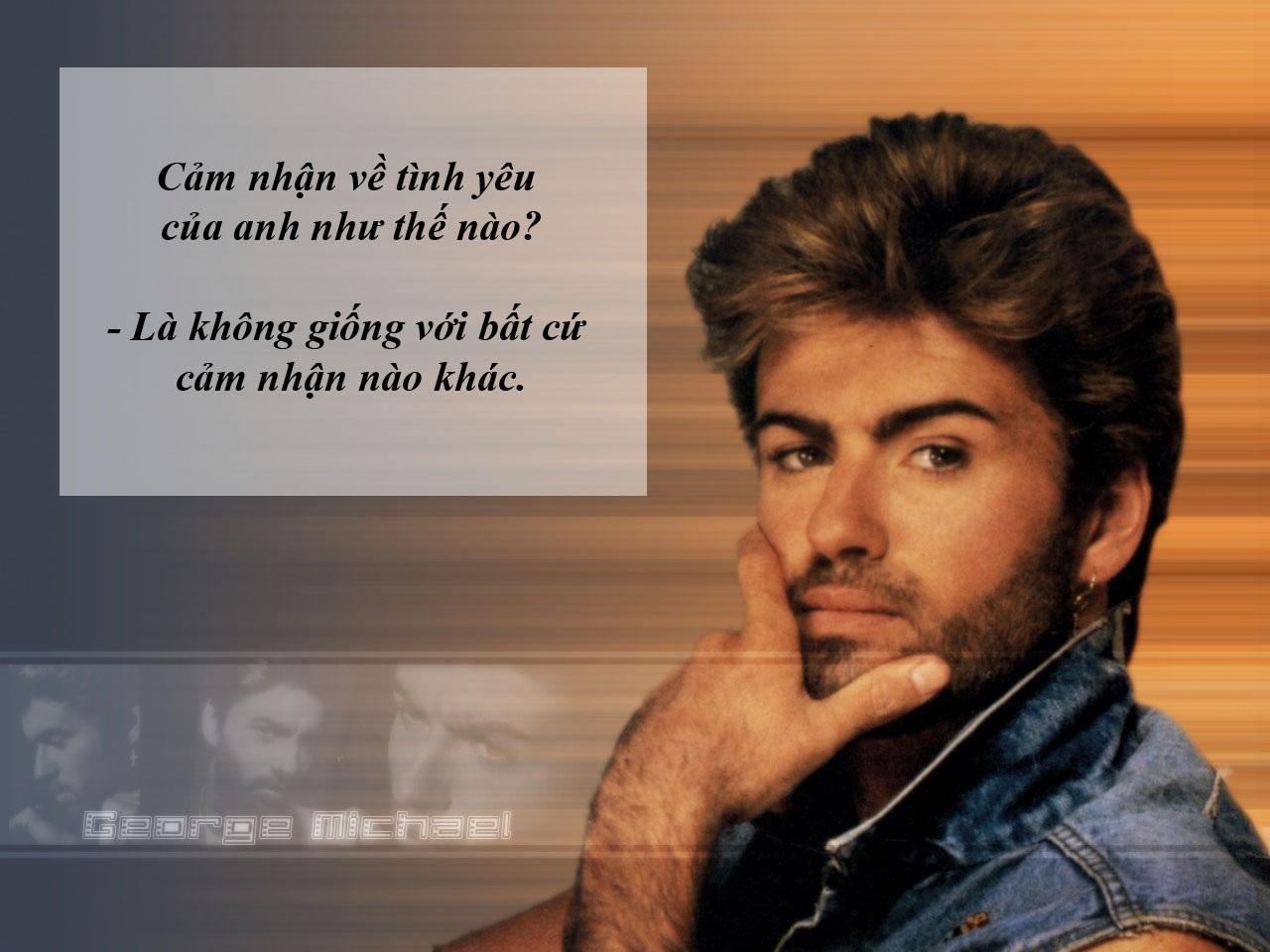"""George Michael: """"Nỗi sợ lớn nhất là mất đi khả năng sáng tạo"""" - 8"""