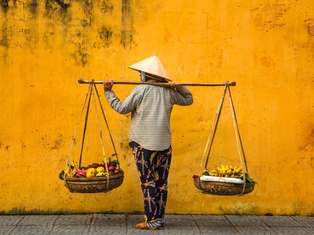 Phố cổ Hội An đã được UNESCO xếp hạng Di sản Văn hóa Thế giới.