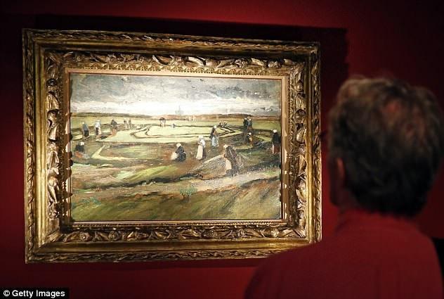 Để thực hiện bức họa này, Van Gogh đã lấy cảm hứng từ cảnh vật ở thành phố Den Haag (Hà Lan).