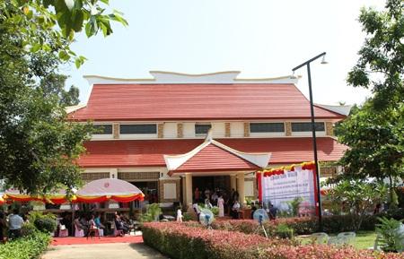 Khánh thành Khu tưởng niệm Chủ tịch Hồ Chí Minh tại Thái Lan  - 4