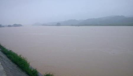 Cận cảnh mưa lũ tàn phá Con Cuông - 14