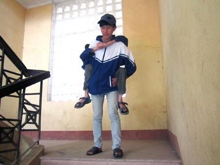 Chị Nguyễn Thị Tâm (