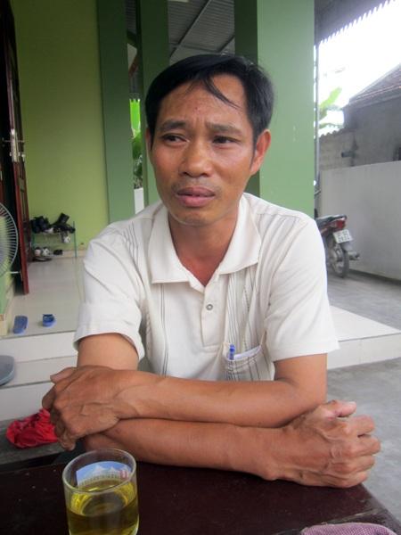 Sau cái chết oan uổng của đứa con gái, người mẹ chị Nguyễn Thị Anh suy sụp