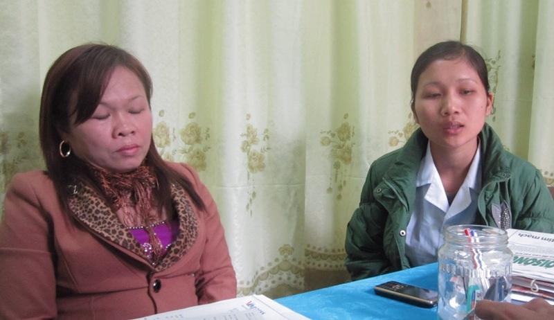 Bà Nguyễn Thị Hồng - Tr
