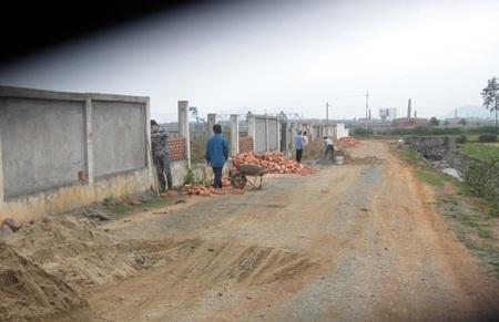 Nạn trộm cắp tại khu liên hợp xử lí chất thải rắn