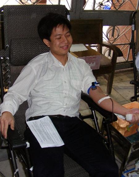 Nô nức ngày hội hiến máu thành Vinh - 2