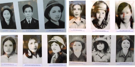 Và nay người Tiểu đội trưởng Trần Thị Thông (SN 1946, quê xã Thọ Thành, huyện Yên Thành)