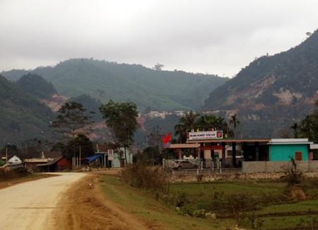 Năm 2007, tại xã Châu Hồng cũng xảy ra dư chấn.