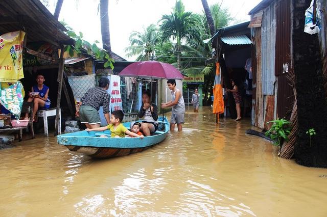 Các tỉnh từ Quảng Bình đến Ninh Thuận sẽ có mưa lớn từ nay đến hết ngày 17/12 (Ảnh minh họa: Viết Hảo).