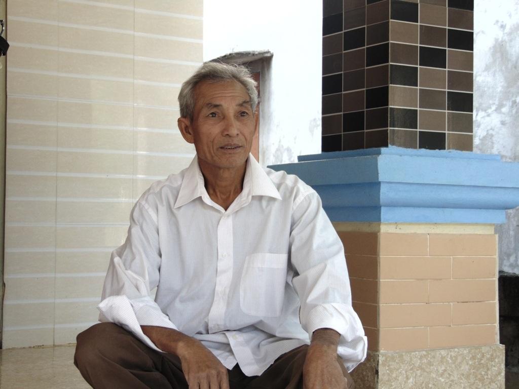 Ông Bảo kể về cuộc sống khó khăn của người em trai gặp nạn ở Hàn Quốc
