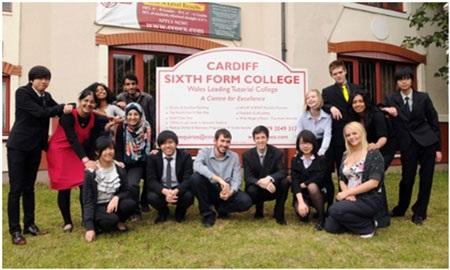 Nhiều cơ hội học bổng đang chờ bạn khám phá tại Cardiff Sixth Form College