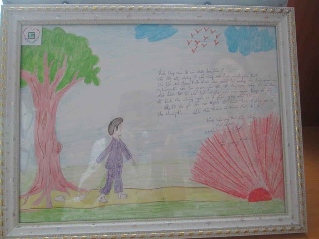 Bức tranh của một bệnh nhân