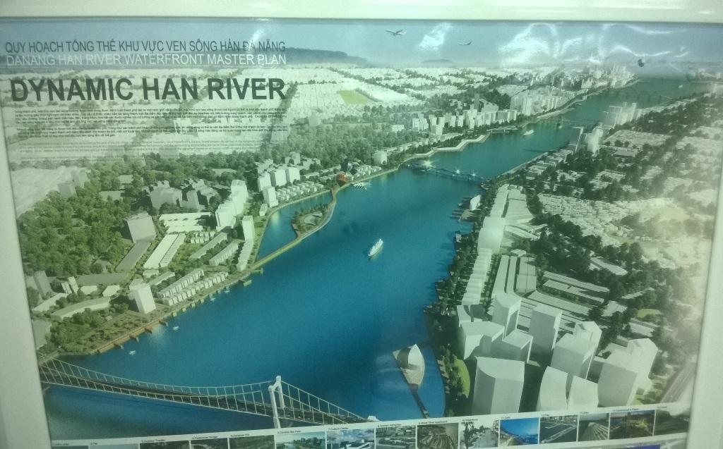 Đà Nẵng sẽ quy hoạch tổng thể khu vực ven sông Hàn