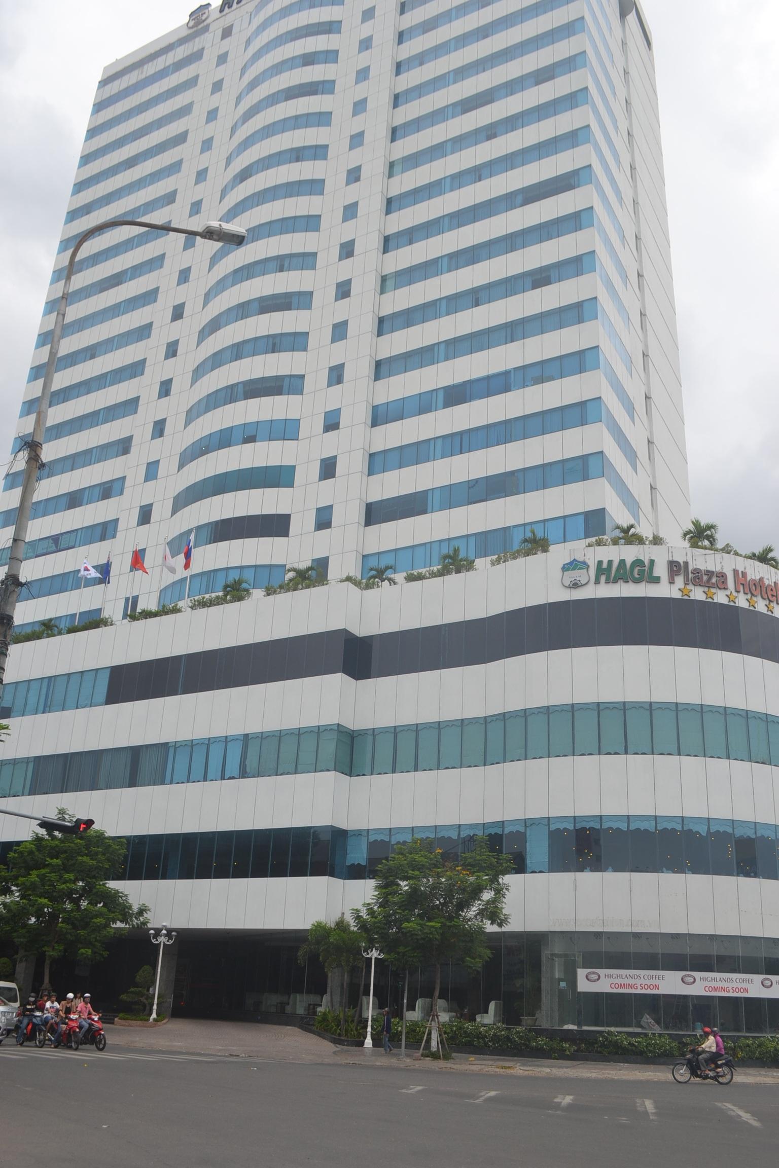 Tòa nhà khách sạn Hoàng Anh Gia Lai Đà Nẵng