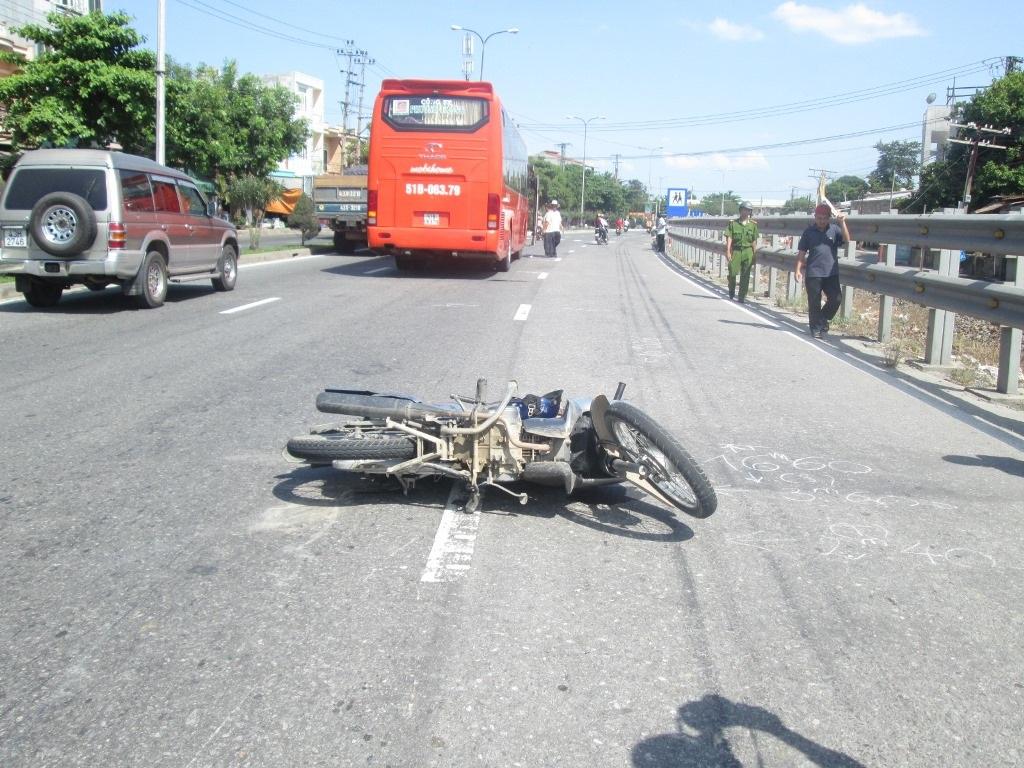 Hiện trường vụ tại nạn