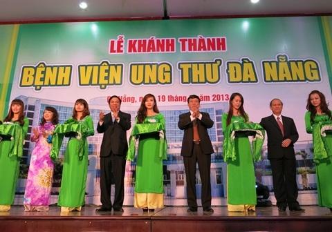 Bệnh viện Ung thư Đà Nẵng sẽ chuyển sang hình thức công lập