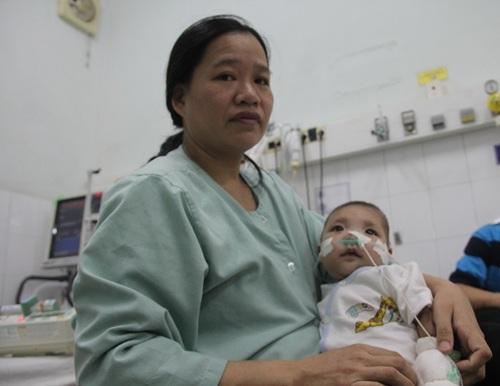 Cô Diệu xót xa khi cả 2 người con mình đều bị mắc bệnh