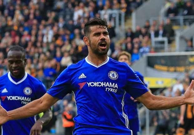 Diego Costa không ngừng ghi bàn mùa này