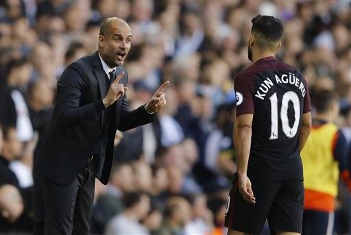 HLV Pep Guardiola thất vọng sau thất bại trước Tottenham