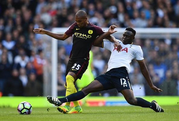 Man City thi đấu khá bị động trước Tottenham