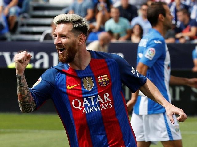 Messi sẵn sàng trở lại trong cuộc chiến với Man City