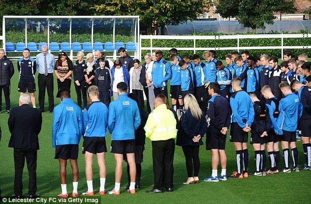 CLB Leicester City luôn nhận được rất nhiều tình cảm từ những người dân Thái Lan