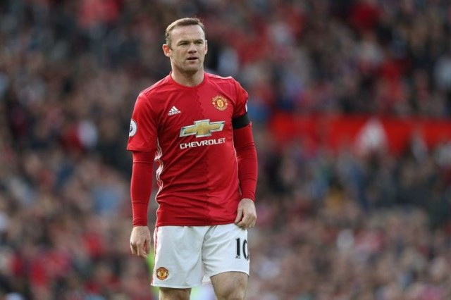 Rooney thi đấu không thành công ở mùa này